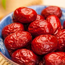 【南海网微商城】新疆红枣 精品大红枣新鲜特产干果