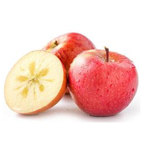 新疆阿克苏红旗坡冰糖心苹果约8斤/箱(单果直径85mm-90mm)