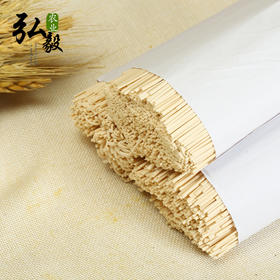 """弘毅生态农场""""六不用""""小麦挂面、面条(3.3斤)"""