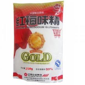 红梅味精 味精调味品厨房专用 250g