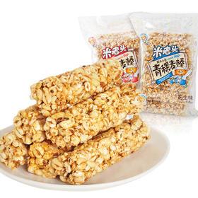 米老头青稞麦棒/米棒150g 花生芝麻味