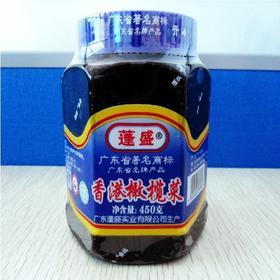 蓬盛橄榄菜香港橄榄菜450