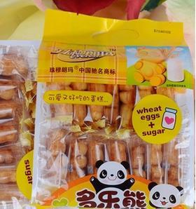 珠穆朗玛 多乐熊蛋糕 奶香味/香橙味