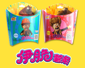 滨崎心宠灌心饼熊仔饼45g
