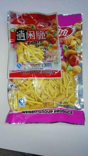 扭扭消闲脆 膨化食品70g/袋