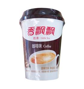 香飘飘奶茶经典椰果30杯6个口味   80g/杯装