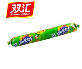 双汇润口香甜王 玉米风味香肠48g 甜玉米火腿肠办公室零食