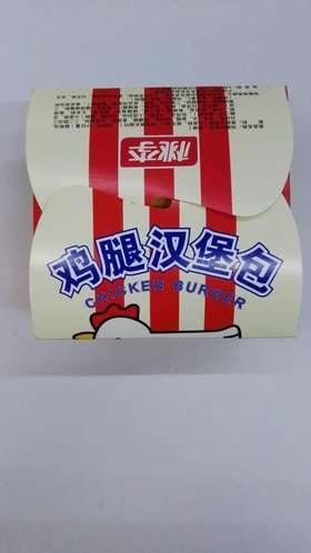 桃李 鸡腿汉堡面包 早午餐缓解饥饿 140g