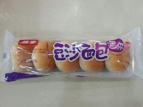 桃李面包 迷你小面包 豆沙包170g