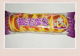 桃李超毛/优毛  面包 115G夹心面包