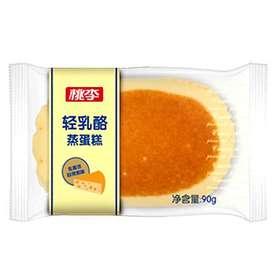 桃李轻乳酪蛋糕 90克 蛋糕 香甜可口 好吃挡不住 香浓蛋糕 乳酪蛋