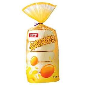 桃李鸡蛋饼 美味挡不住175克 早餐面包 鸡蛋饼面包 牛奶搭档