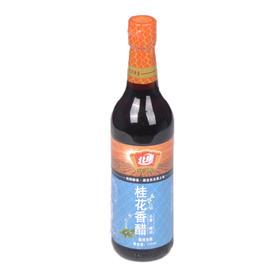 北康桂花香醋 酿造食醋 沁香 酸润 500ml瓶装香醋