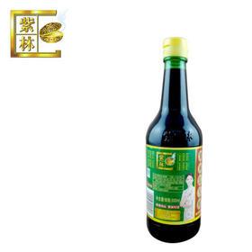 紫林陈醋 宁皂食醋 420ml/瓶