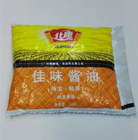 北康佳味酱油  地道醇厚 酿造酱油 310 ml