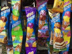 阿尔卑斯双享棒棒糖16g/支 多口味儿童糖果 圣诞节糖果礼品
