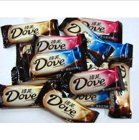 德芙巧克力14g散装  丝滑,摩卡 ,奶香白,香浓黑等