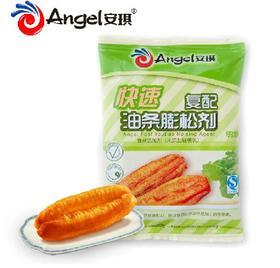 安琪酵母复配油条膨松剂 无铝害蓬松剂 快速炸油条发酵粉300g