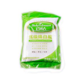 烘焙原料 安琪百钻优级绵白糖 糖厨房调味品400g