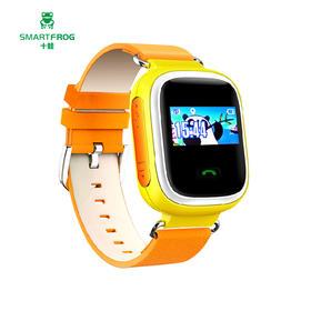 十蛙 2015新款彩屏儿童定位手表智能学生电话新品GPS追踪腕表一件代发
