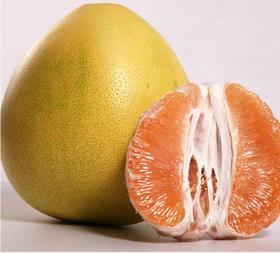 原价50元/个   台湾进口黄金柚   1个约1400g  ,味道酸甜可口 不留残渣