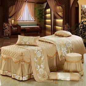 全棉美容床罩四件套(002)
