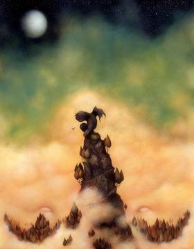【版画】Dan May(美)|From The Ashes(灰烬中来)