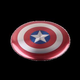漫威-美国队长盾牌移动电源充电宝3500毫安