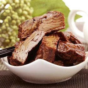 功德林上海素火腿豆腐干100g卤味豆制品豆干
