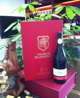 法国柏露枫丹酒庄 窖藏经典红葡萄酒