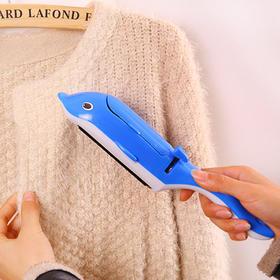 衣服除毛器年毛刷子静电刷衣物除尘器去毛器干洗器粘毛器滚除毛刷