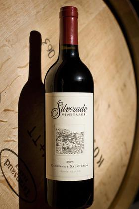 美国银朵庄园酒庄干红葡萄酒2009