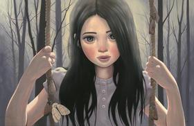 【版画】Ana Bagayan(亚美尼亚)|Frayed(急躁)