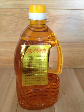 【德化特产】德化农产品绿源大茶油 节日馈赠佳品1.5L