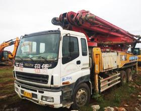广西01-五十铃底盘46米泵车(订金)
