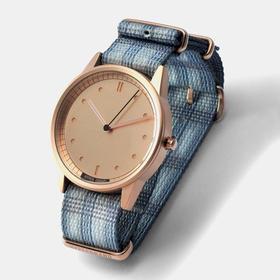 Hypergrand 38mm尼龙帆布表带腕表|2个款式(新加坡)