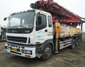 陕西11-五十铃底盘46米泵车(订金)