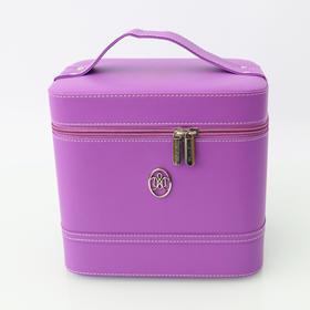 完美玛丽艳PU化妆箱高档定型款化妆包