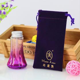 玛丽艳 产品示范酒精灯 【紫色玻璃新款30ml】送绒布袋