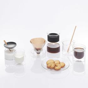 哲品 | 萃取时光高温耐热咖啡壶组合整套