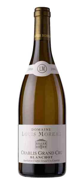 麓美庄园夏布利布朗修特特级葡萄园干白葡萄酒2011