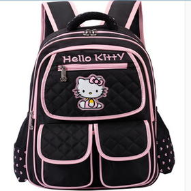 小学生书包女生儿童双肩书包1-3-6年级减负背包公主范韩版