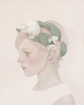 【版画】郑晓嵘(中国台湾)|Pink