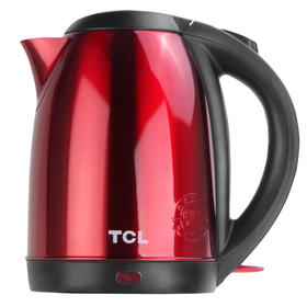 TCL TA-G18J电热水壶 不锈钢 自动安全断电 防干烧保温烧水壶