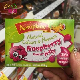澳洲aeroplane Jelly 无脂果冻布丁粉