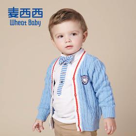 海外秀 男婴童 针织外套开衫 2016春装新款  原价¥ 179