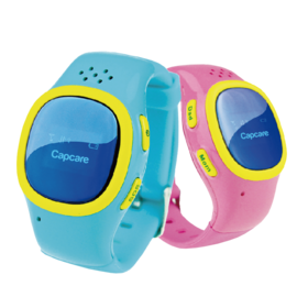 凯步关爱(capcare)爷俩好M3  智能手环 GPS定位儿童手表 终身免服务费