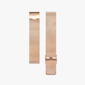 MMT 可替换不锈钢表带|2款(法国)