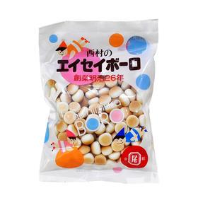 日本进口 西村原味奶豆 90g*2包