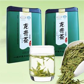一品万里茗茶100g龙井(铁桶装)